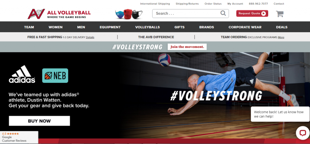 All-Volleyball-Affiliate-Program