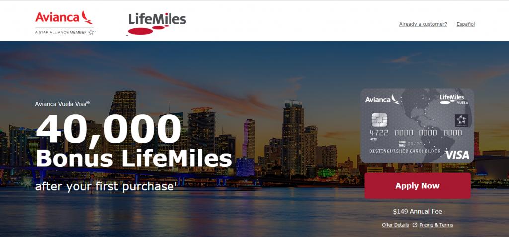 Avianca-LifeMiles-Credit-Card-Affiliate-Program