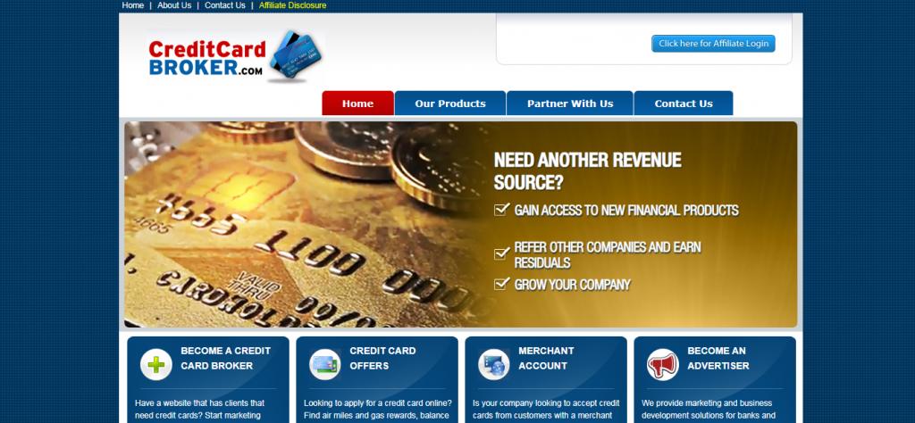 CreditCardBroker.com-Affiliate-Program