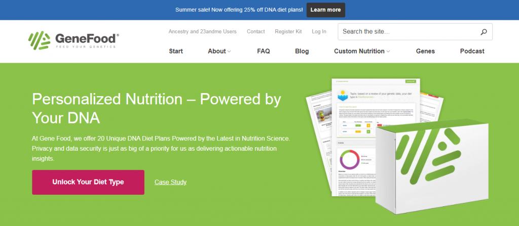 Gene-Food-Affiliate-Program