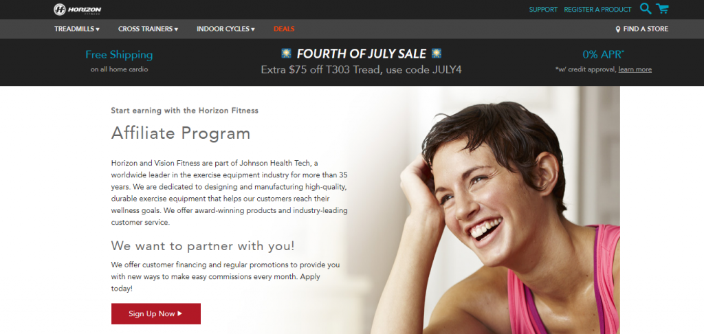 Horizon-Fitness-Affiliate-Program