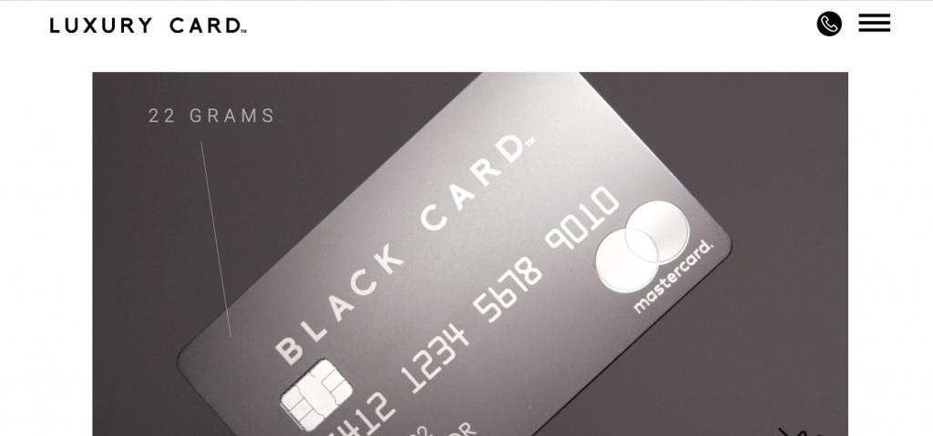 Luxury-Card-Affiliate-Program