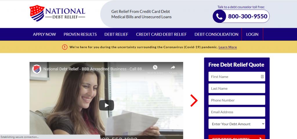 National-Debt-Relief-Credit-Repair-Affiliate-Program