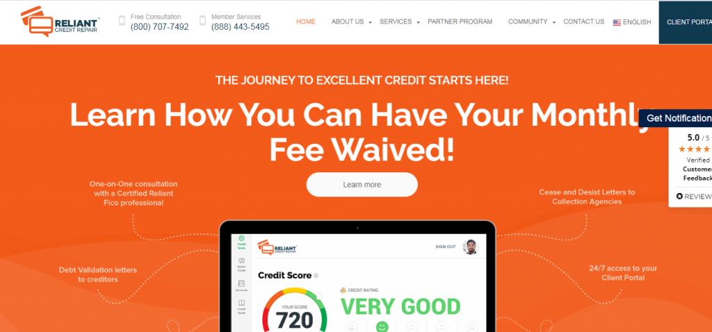 Reliant-Credit-Repair-affiliate-program