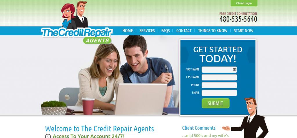 The-Credit-Repair-Agents-affiliate-program