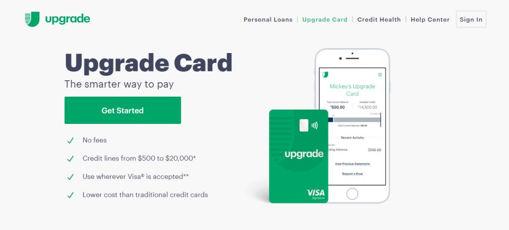 Upgrade-Credit-Card-Affiliate-Program