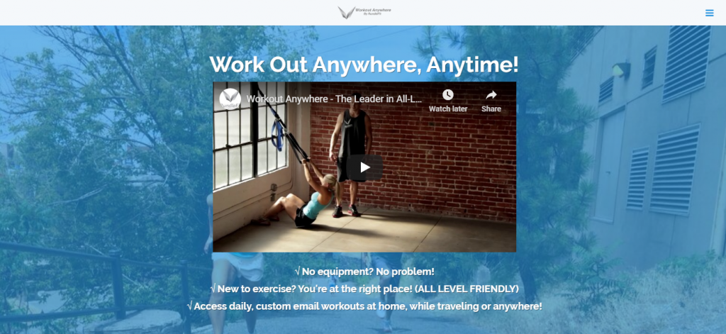 Workout-Anywhere-Affiliate-Program
