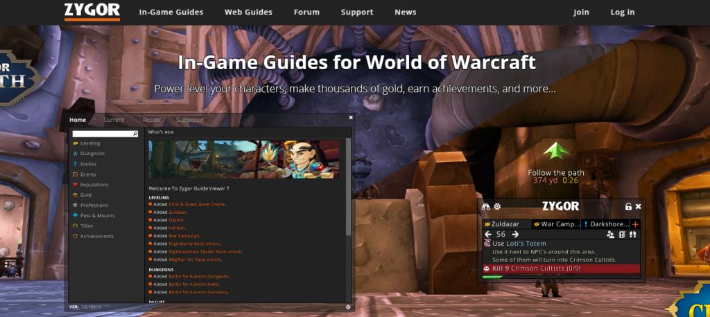 Zygor-Guides-Gaming-Affiliate-Program