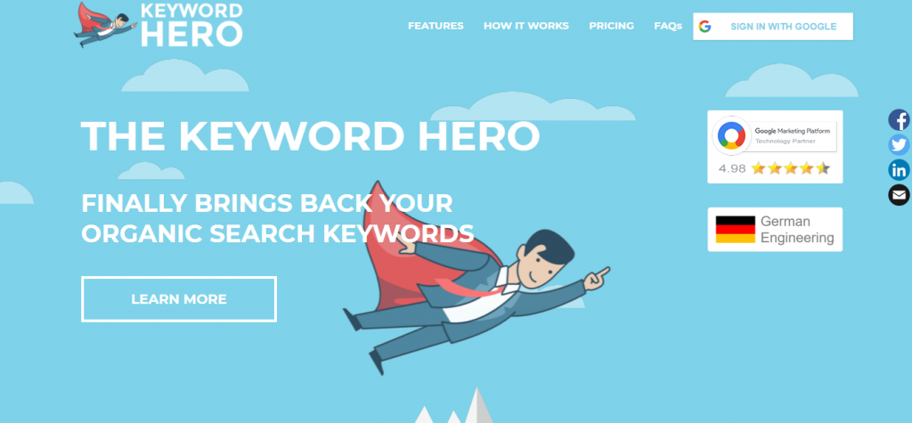 keyword-hero-seo-analytics-tool